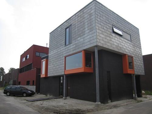 Nieuwbouw 18 woningen
