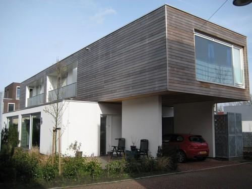 Nieuwbouw 18 patiovilla's