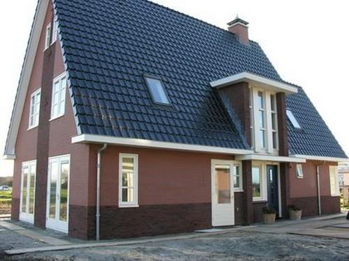 Nieuwbouw woningen te Grootegast