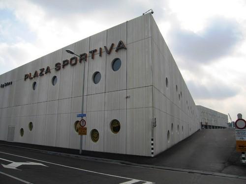Plaza sportiva Euroborg