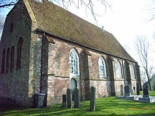 Herinrichting kerk Leegkerk