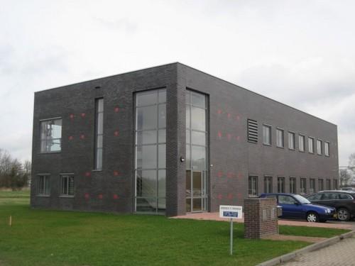 Nieuwbouw kantoorgebouw