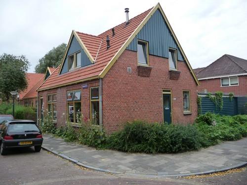 Renovatie Blauwe dorp