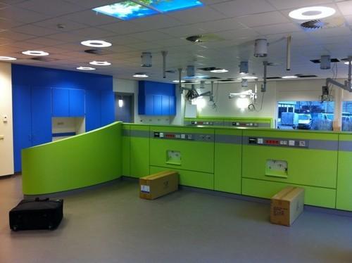 Verbouw Dialysecentrum