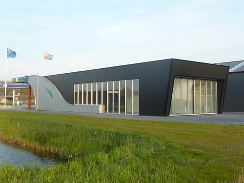 Nieuwbouw tankstation Bedum