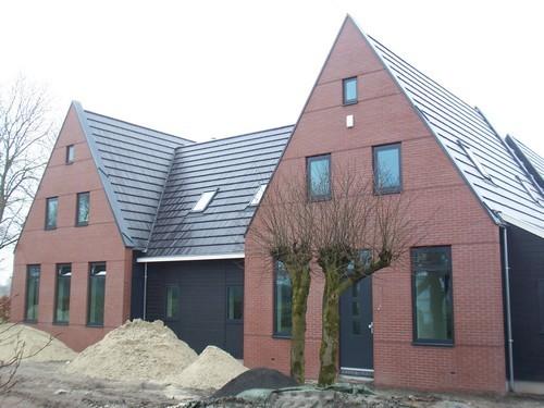 Nieuwbouw landhuis te De Wilp