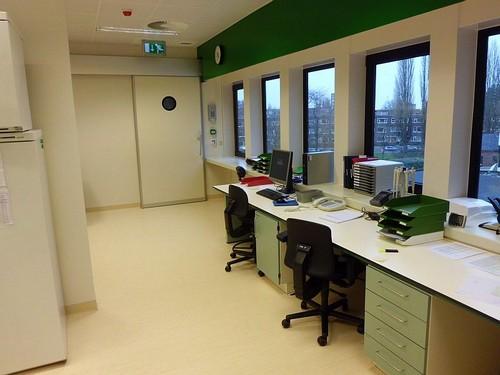 Verbouw afd. VPG / IVF UMCG Groningen