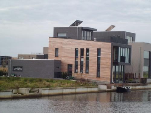 Nieuwbouw vrijstaande woning Warmoltseiland