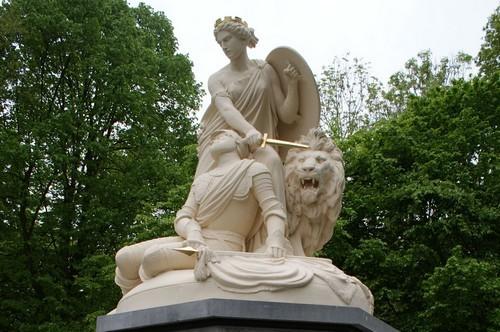 Restauratie Monument Graaf Adolf van Nassau