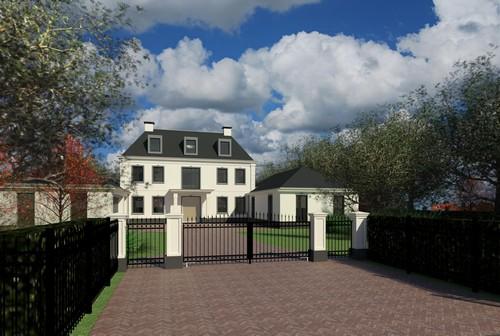 Nieuwbouw woonhuis te Groningen