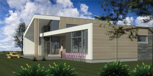 Nieuwbouw woonhuis te Delfzijl