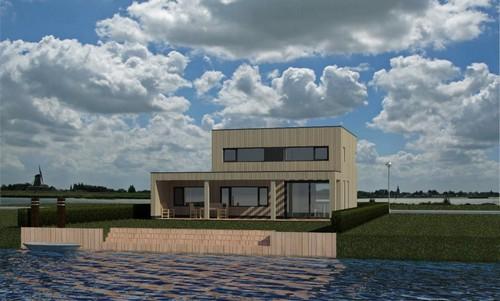 Nieuwbouw woonhuis Zeilanden